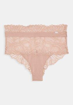 Lindex - BRIEF BRAZILIAN GIOVANNA - Alushousut - light dusty pink
