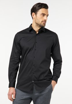 Pierre Cardin - FUTUREFLEX - Businesshemd - black