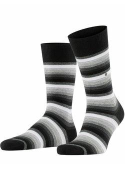 Burlington - DEVON - Socken - black