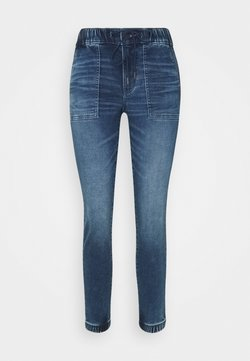 American Eagle - Jeggings - gravity blue