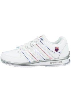 K-SWISS - RINZLER - Sneaker low - white-white-corporate (01235-931)