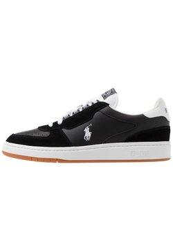 Polo Ralph Lauren - Sneakers laag - black/white