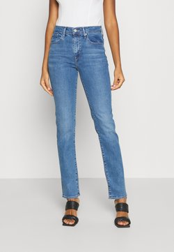 Levi's® - 724 HIGH RISE STRAIGHT - Straight leg jeans - rio frost