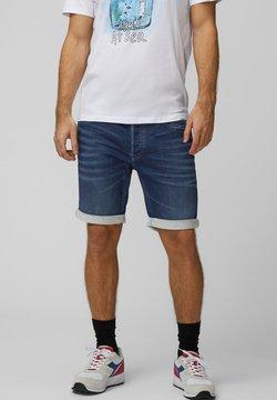 Produkt - SHORTS REGULAR FIT - Jeansshort - medium blue denim