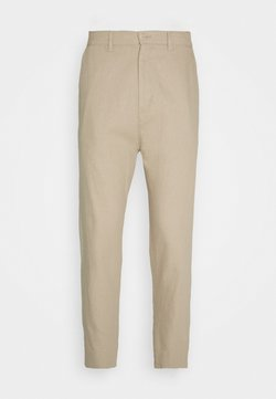 Weekday - ARBUS TROUSERS - Chinot - beige