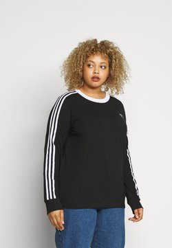 adidas Originals - Longsleeve - black/white
