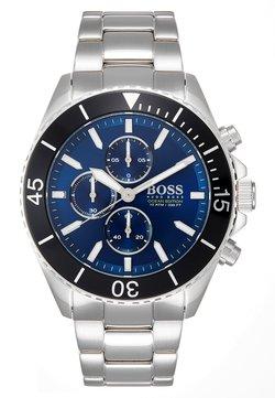 BOSS - OCEAN EDITION - Chronograaf - silver-coloured