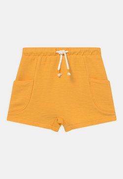 OVS - SIDE POCKETS - Shorts - amber yellow