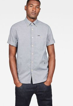 G-Star - CORE BUTTON DOWN STRAIGHT - Hemd - rinsed