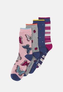 Thought - ELLIE WILDLIFE SOCKS BOX 4 PACK - Socken - multicoloured