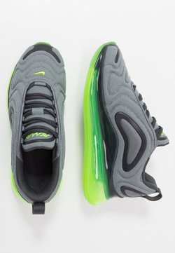 Nike Sportswear - AIR MAX 720 - Sneaker low - anthracite/electric green/smoke grey