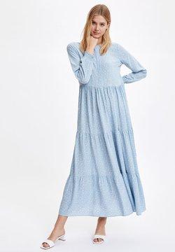 DeFacto - Maxi dress - blue