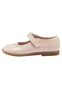 Next - MARY JANE  - Ballerina's met enkelbandjes - pink