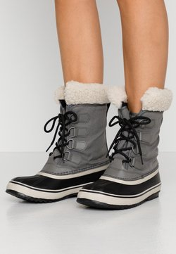 Sorel - CARNIVAL - Snowboots  - quarry/black