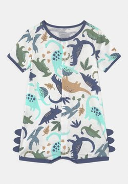 Carter's - SUR DINO - Overall / Jumpsuit - white/multi-coloured
