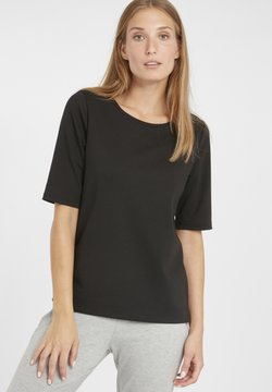 b.young - RIZETTA  - T-Shirt print - black
