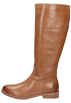 Sansibar Shoes - Stiefel - medium brown