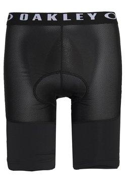 Oakley - BASE LAYER - kurze Sporthose - black