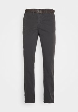Jack & Jones - JJICODY JJSPENCER - Pantalon classique - dark grey