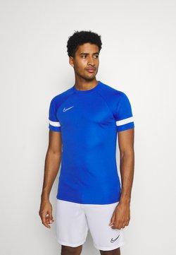 Nike Performance - Print T-shirt - game royal/white