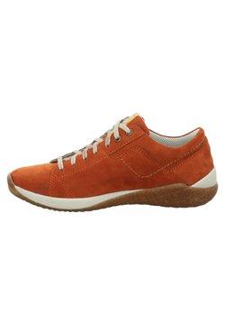 Josef Seibel - RICKY - Sneaker low - orange