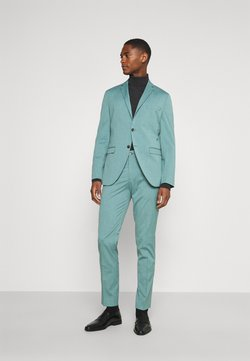 Selected Homme - SLHSLIM SUIT - Garnitur - greengage