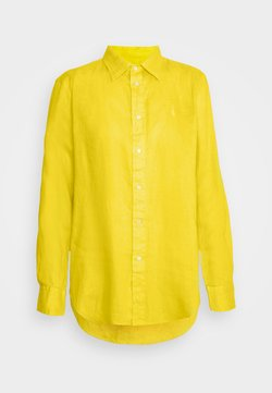 Polo Ralph Lauren - PIECE DYE - Koszula - university yellow