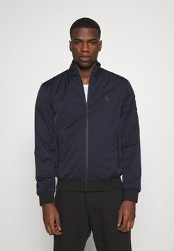Calvin Klein Jeans - ZIP UP HARRINGTON - Bomberjacks - night sky