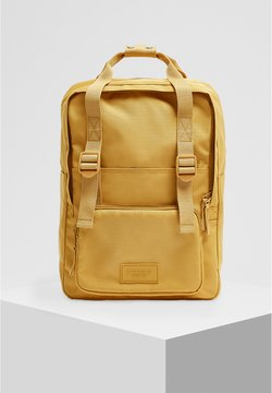 PULL&BEAR - BUNTER RUCKSACK 14123540 - Reppu - mustard yellow