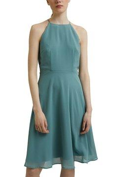 Esprit Collection - Cocktailkleid/festliches Kleid - dark turquoise