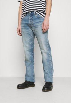 Levi's® - 501 LEVI'S ORIGINAL UNISEX - Straight leg -farkut - med indigo worn in