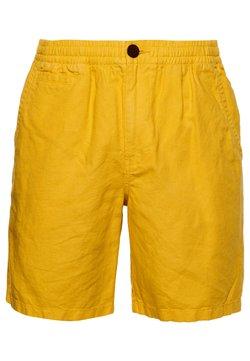 Superdry - Shorts - yolk yellow