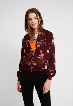 Vero Moda - VMFALLIE - Bomber Jacket - port royale