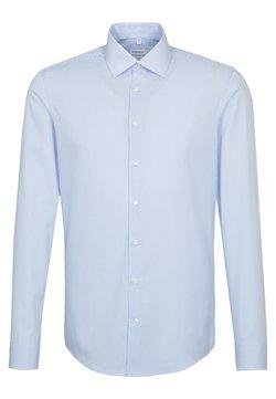 Seidensticker - SHAPED FIT - Hemd - blue