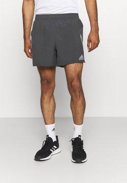 adidas Performance - SATURDAY SHORT - Krótkie spodenki sportowe - grey six