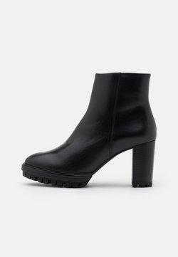 Högl - High Heel Stiefelette - schwarz