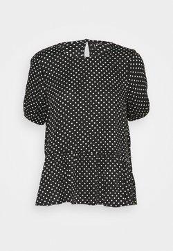 Vero Moda Tall - VMFIE - T-Shirt print - black