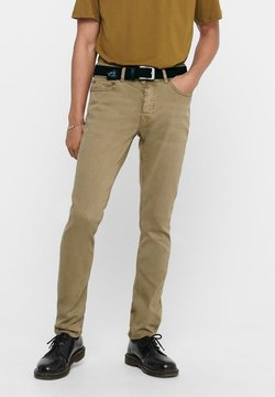Only & Sons - Vaqueros slim fit - kangaroo