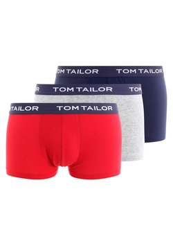 TOM TAILOR - 3 PACK - Shorty - red medium