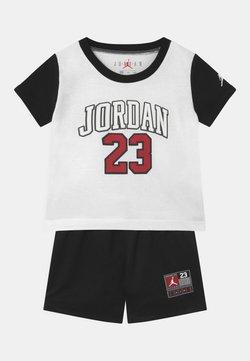 Jordan - PRACTICE FLIGHT SET UNISEX - T-Shirt print - black