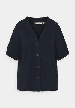 MY TRUE ME TOM TAILOR - WITH PLACKET - T-Shirt print - sky captain blue