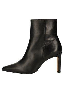 Högl - High Heel Stiefelette - schwarz 0100
