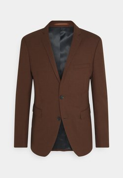 Esprit Collection - HOPSACK - Costume - rust brown