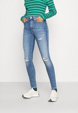 Tommy Jeans - SYLVIA - Jeans Skinny Fit - denim light