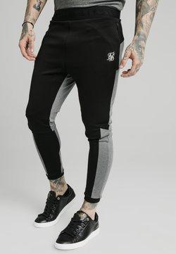 SIKSILK - ENDURANCE TRACK PANTS - Jogginghose - grey/black