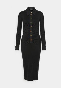 Elisabetta Franchi - Vestido largo - nero