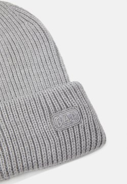 GAP - BEANIE UNISEX - Mütze - grey heather