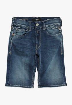 Replay - Shorts di jeans - medium blue