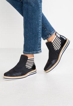Rieker - Ankle Boot - nightblue/pazifik/marine/beige/navy
