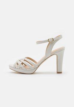 Anna Field - LEATHER - Sandaletter - white